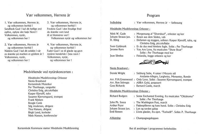 navne på dirigenter